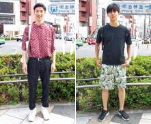 ストリートファッションリサーチ2017 夏 #2