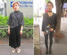 ストリートファッションリサーチ2017 晩秋 #1