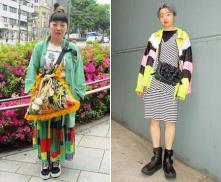 ストリートファッションリサーチ2018 春 #2