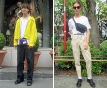 ストリートファッションリサーチ2018 初夏 #2