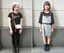 ストリートファッションリサーチ2018 初秋 #1