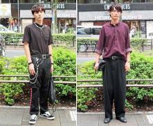 ストリートファッションリサーチ2018 初秋 #2